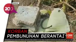 Geger Penemuan Tulang Manusia di Kolam Ikan Buas di Thailand