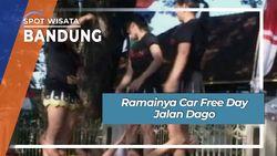 Car Free Day Jalan Dago, Bandung