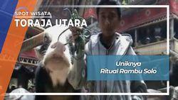 Ritual Rambu Solo, Toraja Utara