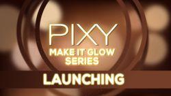 Manjakan Mata di Launching Pixy Make it Glow Series