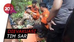 Tersesat di Hutan 10 Hari, Kakek 87 Tahun Berhasil Dievakuasi
