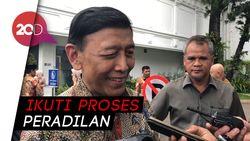 Wiranto Emoh Tanggapi Kivlan Zein: Saya Tunggu Peradilan