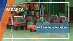 Mainan Anak Tradisional, Jakarta