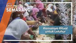 Ritual untuk Leluhur, Semarang