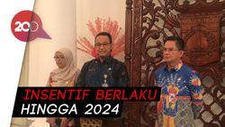 Asyik! Anies Gratiskan Bea Balik Nama Kendaraan Listrik di Jakarta