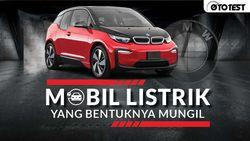 Mobil Listrik BMW i3s, Mungil tapi Bertenaga