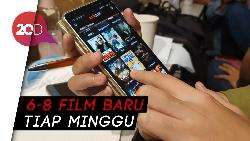 Falcon Rilis Aplikasi Streaming Klik Film