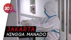 Kemenkes RI Siagakan 19 Daerah Waspada Virus Corona