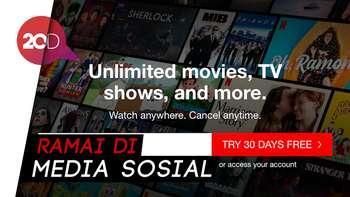 Netflix Akan Diharamkan MUI?