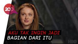 Sophie Turner Ogah Tampil di Prekuel Game of Thrones