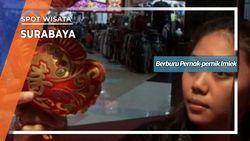 Berburu Pernak-pernik Imlek, Surabaya