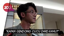 Enam Bulan Nge-jomblo, Rafael Tan Disindir Ibunda Soal Cucu