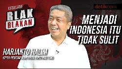 Blak-blakan Harjanto Halim: Menjadi Indonesia Itu Tidak Sulit