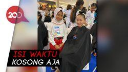 Kenalan dengan Lovely Natasha, Bocah 9 Tahun yang Jago Dandan