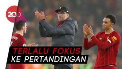Klopp Lupa Liverpool Unggul Berapa Poin di Pucuk Klasemen