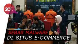 Komplotan Pembobol Data Kartu Kredit Diciduk Polisi