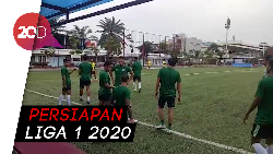 PSS Sleman Latihan di Jakarta Seraya Cari Suasana Baru