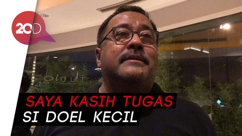 Usai Akhir Kisah Cinta Si Doel, Rano Karno Fokus di Senayan