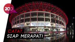 6 Stadion Pilihan FIFA untuk Piala Dunia U-20 di Indonesia