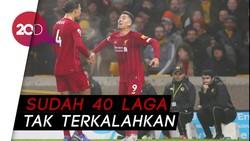 Mampukah Liverpool Samai Rekor Invincible Arsenal?