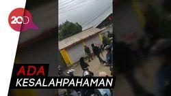 Bentrok Massa di Sukabumi Gegara Video Viral