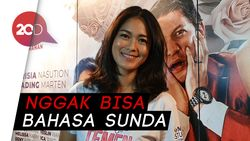 Kesulitan Prisia Nasution Akting Jadi Orang Sunda