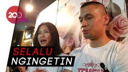Samuel Rizal Beruntung Bisa Syuting Bareng Prisia Nasution