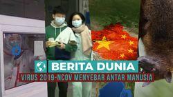 Berita Dunia: Teror Virus Baru Muncul Jelang Perayaan Imlek