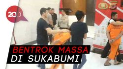 Tiga Pelaku Pemicu Bentrok Massa di Sukabumi Ditangkap!