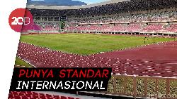 Yuk, Mengintip ke Dalam Stadion Papua Bangkit