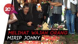 Firasat Dokter Eva Sebelum Johny Indo Wafat