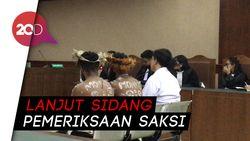 Hakim Tolak Eksepsi Pengibar Bintang Kejora Suryanta Cs!
