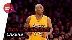 Mengenang Aksi-aksi Kobe Bryant di NBA