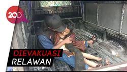 Miris! Wanita Dikurung di Rumah Kayu, Tak Mandi Bertahun-tahun