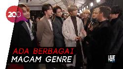 Bocoran dari BTS soal Album Baru di Grammy Awards 2020