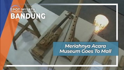 Museum Goes To Mall, Bandung