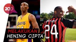 AC Milan Akan Beri Penghormatan Untuk Kobe Bryant
