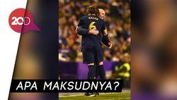 Ini Alasan Nacho Peluk Zidane Usai Cetak Gol