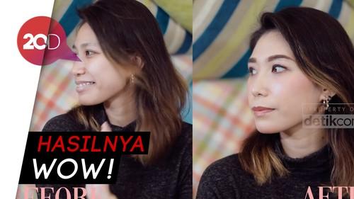 Ini Dia Makeup Flawless Karya Perias Cilik 9 Tahun