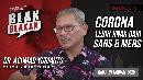 Blak-blakan Kemenkes: Corona Lebih Jinak dari SARS & MERS
