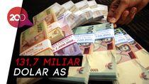 Cadangan Devisa Indonesia Menggemuk di Januari