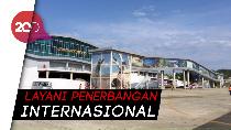 Juni 2020, Bandara Komodo Jadi Bandara Internasional