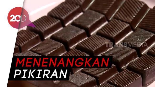 Sensasi Manis Bercampur Krispi dari Tempe Cokelat