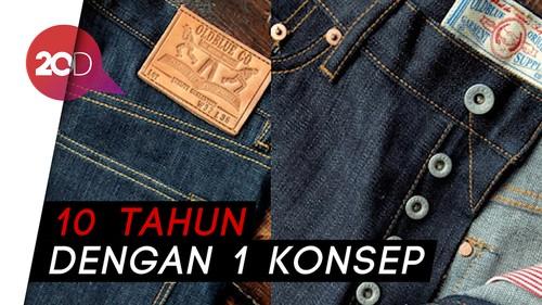 Tips Sukses Bisnis Jeans ala Oldblue Co