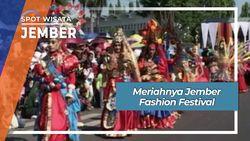 Jember Fashion Carnaval Jember