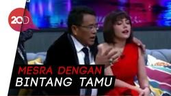 Adegan Talk Show Ditegur KPI, Hotman Paris Serang Balik