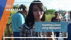 Kepiting Losari yang Beragam, Makassar