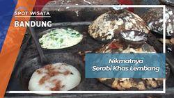 Nikmatnya Serabi Khas Lembang Bandung