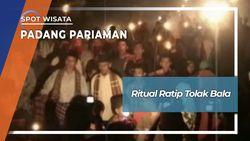 Ritual Ratip Tolak Bala, Padang Pariaman