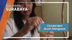Cendol dari Buah Mangrove Wonorejo Timur Rungkut Surabaya